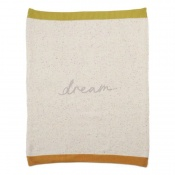 -KOCYK TKANY 70X90 DREAM SLOGAN fashion