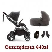 - WÓZEK OCARRO 4w1 chestnut