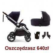 - WÓZEK OCARRO 4w1 dark navy