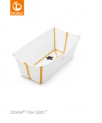 WANIENKA STOKKE® FLEXI BATH™ white yellow