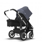 BUGABOO DONKEY2 DUO alu/black/steel blue