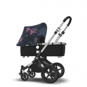 _   BUGABOO CAMELEON 3 PLUS alu/black/birds