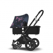 _   BUGABOO CAMELEON 3 PLUS black/black/birds