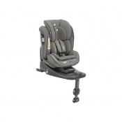 - FOTELIK STAGES ISOFIX 0-25kg foggy gray