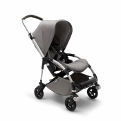 _   BUGABOO BEE⁵ alu/mineral light grey