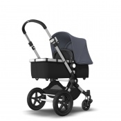 _   BUGABOO CAMELEON 3 PLUS alu/black/steel blue