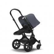 _   BUGABOO CAMELEON 3 PLUS black/black/steel blue
