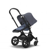 _   BUGABOO CAMELEON 3 PLUS black/blue melange/steel blue