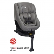 - SPIN 360 ISOFIX 0-18kg grey flannel