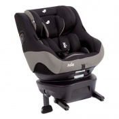 FOTELIK SPIN SAFE ISOFIX 0-18kg black pepper