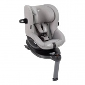 - FOTELIK I-SPIN 360 E ISOFIX gray flannel
