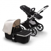 BUGABOO FOX2 alu/black/fresh white