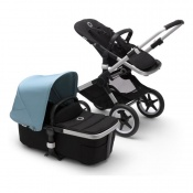 BUGABOO FOX2 alu/black/vapor blue