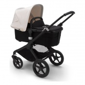 BUGABOO FOX2 black/black/fresh white