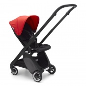 BUGABOO ANT  black/neon red