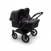 BUGABOO DONKEY3 TWIN MINERAL washed black