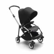 -BUGABOO BEE 6 alu/grey melange/black