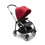-BUGABOO BEE 6 alu/grey melange/red