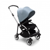 -BUGABOO BEE 6 alu/black/vapor blue