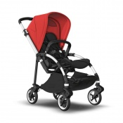 -BUGABOO BEE 6 alu/black/red