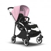 -BUGABOO BEE 6 alu/black/soft pink