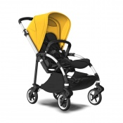 -BUGABOO BEE 6 alu/black/lemon yellow