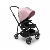 -BUGABOO BEE 6 black/black/soft pink