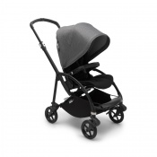 -BUGABOO BEE 6 black/black/grey melange
