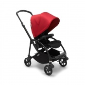 -BUGABOO BEE 6 black/black/red