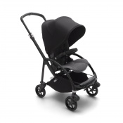 -BUGABOO BEE 6 black/grey melange/black