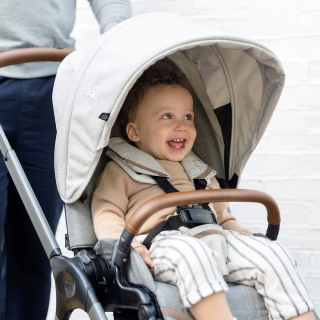 Gdy mówimy o płynnej jeździe to myślimy ☆ Finiti ☆ To wózek z dodatkowym amortyzatorem, który zapewnia dziecku wyjątkową wygodę ☺